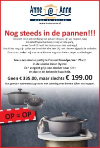 oysterpan advertentie